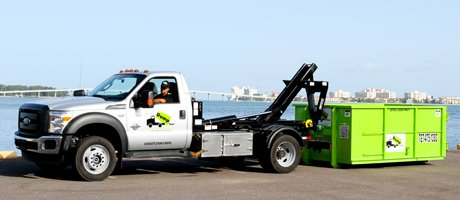 Tampa Bay Dumpster Rental Specialists
